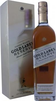 Whisky Velho Johnnie Walker Gold Reserve - Escócia