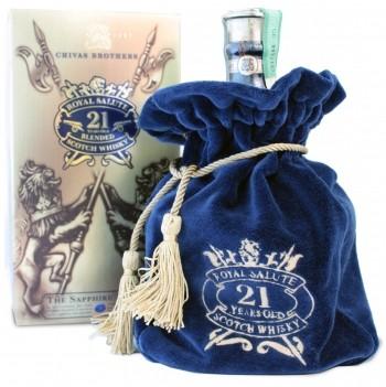 Whisky Velho Chivas Royal Salute 21 Anos - Escócia