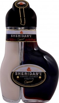 Sheridans 500 ml - Coffee Layered Liqueur