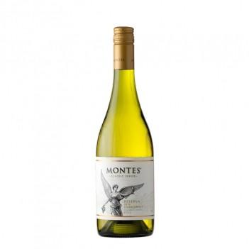 Montes Reserva Chardonnay - Chile 2015