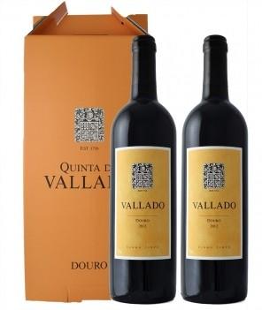 * Conj.  Quinta do Vallado Tinto  (2 gfs)