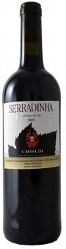 Vinho Tinto Quinta da Serradinha Castelão - Lisboa 2017