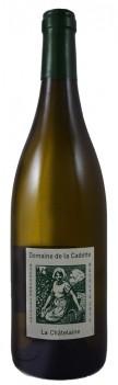 Vinho Branco Natural La Cadette Chatelaine - França 2014