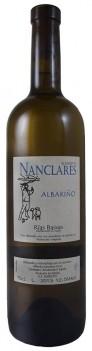 Vinho Branco Natural Alberto Nanclares Albariño - Espanha 2013