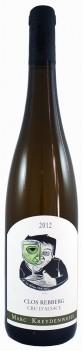 Vinho Branco Natural Kreydenweiss Riesling Clos - França 2012