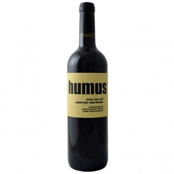 Vinho Tinto Biológico Deriva Humus - Lisboa  2014