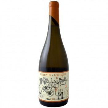 Vinho Branco Biológico Phaunus Amphora - Vinhos Verdes 2017