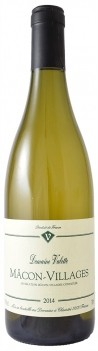 Vinho Branco Natural Macon Village - França 2014