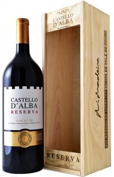 Castello DAlba  Reserva  Tinto  Magnum 3 Litros 2018