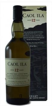 Whisky Caol Ila 12 Anos Malt Islay - Ilhas