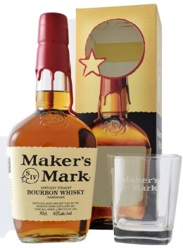 Whisky Makers Mark Bourbon - Americano