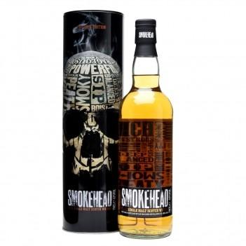 Whisky Smokehead Rock Edition Single Malt - Ilhas