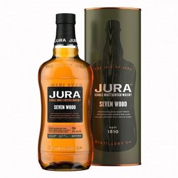 Whisky Isle of Jura Seven Wood - Ilhas