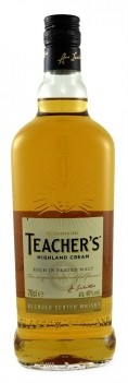Whisky Teacher´s - HighLand Cream - Escócia