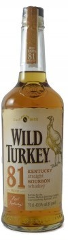 Whisky Wild Turkey Bourbon 81 - Americano