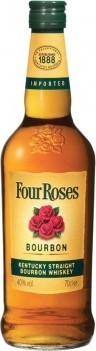 Whisky Bourbon Four Roses  -  Americano