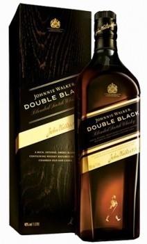 Whisky Velho Johnnie Walker Double Black - Escócia