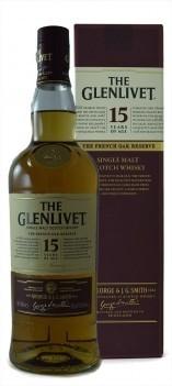 Whisky Glenlivet 15 Anos Malt Single Malt