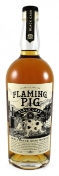Whisky Flaming Pig Black Cask - Irlandês