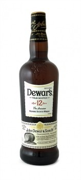 Whisky Velho Dewars 12 Anos - Escócia
