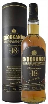 Whisky Knockando 18 Anos Single Malt
