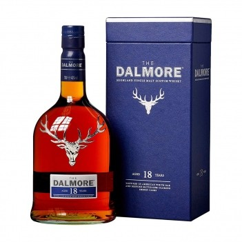 Whisky The Dalmore 18 Anos Single Malt