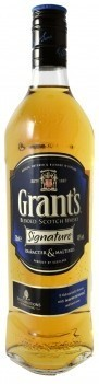 Whisky Velho Grants Signature - Escócia