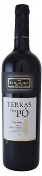Vinho Tinto Terras do Pó Castas Syrah Petit Verdot - Setúbal 2013