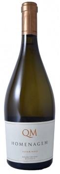 Vinho Verde Branco QM Homenagem Alvarinho Reserva 2018