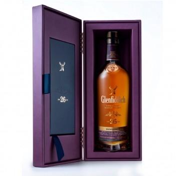 Whisky Glenfiddich 26 Anos Excellence Single Malt