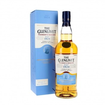 Whisky Glenlivet Founder´s Reserve Malt Single Malt