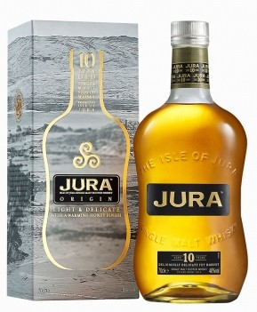 Whisky Isle Of Jura 10 Anos Malt Single Malt