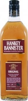 Whisky Velho Hankey Bannister Original - Escócia