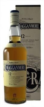 Whisky Cragganmore 12 Anos Malt Single Malt