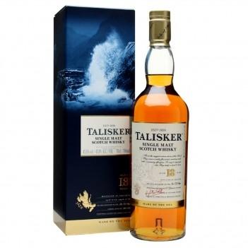Whisky Talisker 18 Anos Malt Single Malt