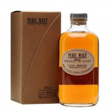 Whisky Nikka Black Malt - Japonês