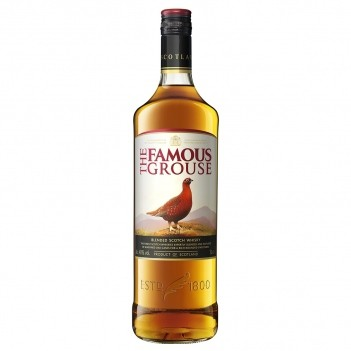 Whisky Famous Grouse Litro - Whisky Novos