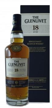 Whisky Glenlivet 18 Anos Malt Single Malt