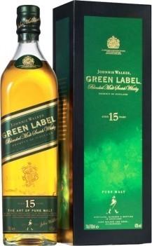 Whisky Johnnie Walker Green Malt Single Malt