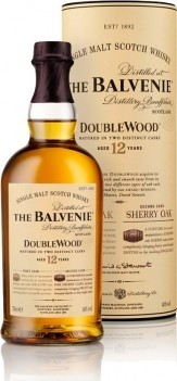 Whisky Balvenie 12 Anos Doublewood Single Malt