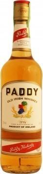 Paddy Old  Irish Whisky - Irlanda