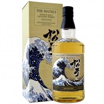 Whisky The Matsui Peated Single Malt - Japonês