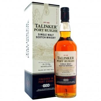Whisky Talisker Port Ruighe Malt Single Malt