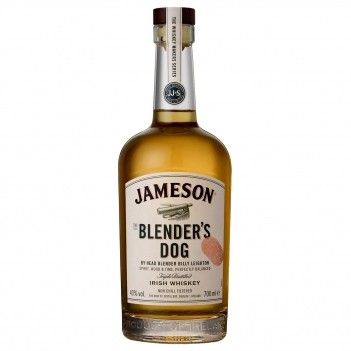 Whisky Jameson Makers Series Blenders Dog - Irlandês