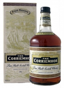 Whisky The Corriemhor Pure Malt Single Malt