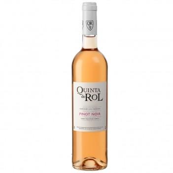 Vinho Rosé Quinta do Rol Pinot Noir - Lisboa 2016