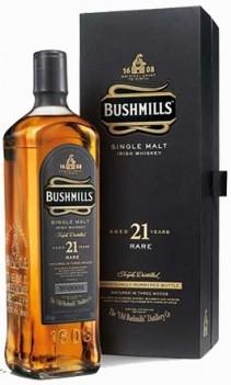 Whisky Bushmills 21 Anos Rare - Irlandês