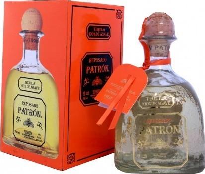Tequila Patron Reposado - México
