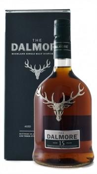 Whisky The Dalmore 15 Anos Single Malt