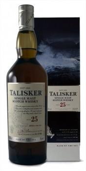 Whisky Talisker 25 Anos Malt Single Malt